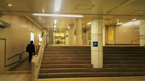 溜池山王駅1